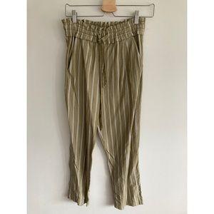 2/$15 Zara tie front pants